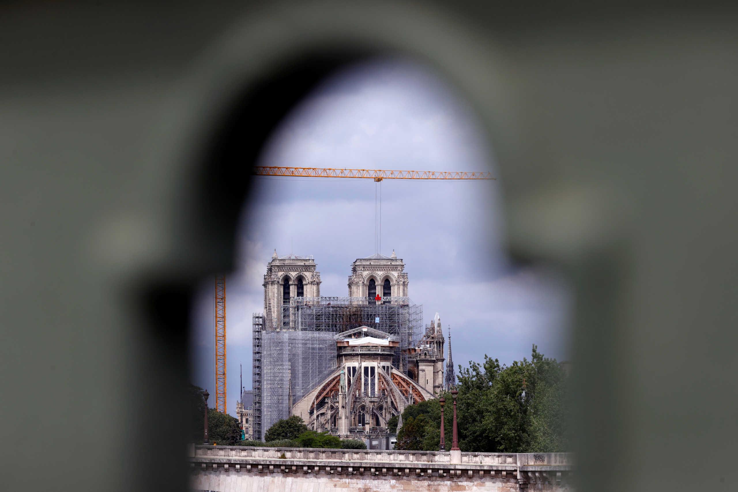 Ξεκινούν τον Ιανουάριο του 2021 οι εργασίες ανοικοδόμησης της Παναγίας των Παρισίων