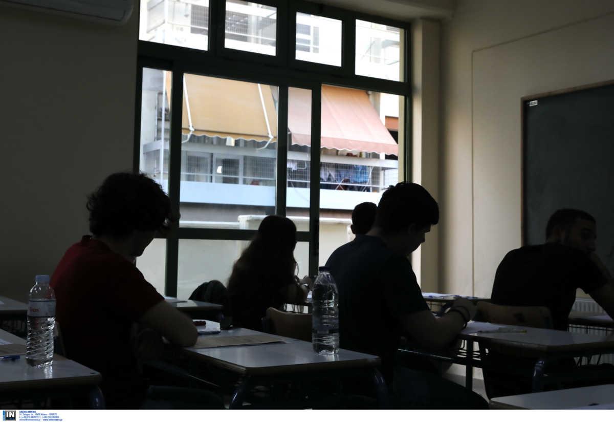 Πανελλήνιες 2021: Με τεστ και μάσκες οι εξετάσεις