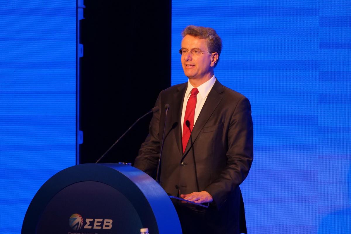 Πρόεδρος ΣΕΒ: «Το 2020 θα είναι πολύ δύσκολη χρονιά»