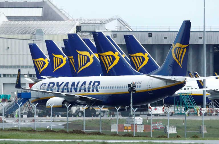 Ryanair: Ξεκινά πάλι τις πτήσεις από Αθήνα με 30 δρομολόγια