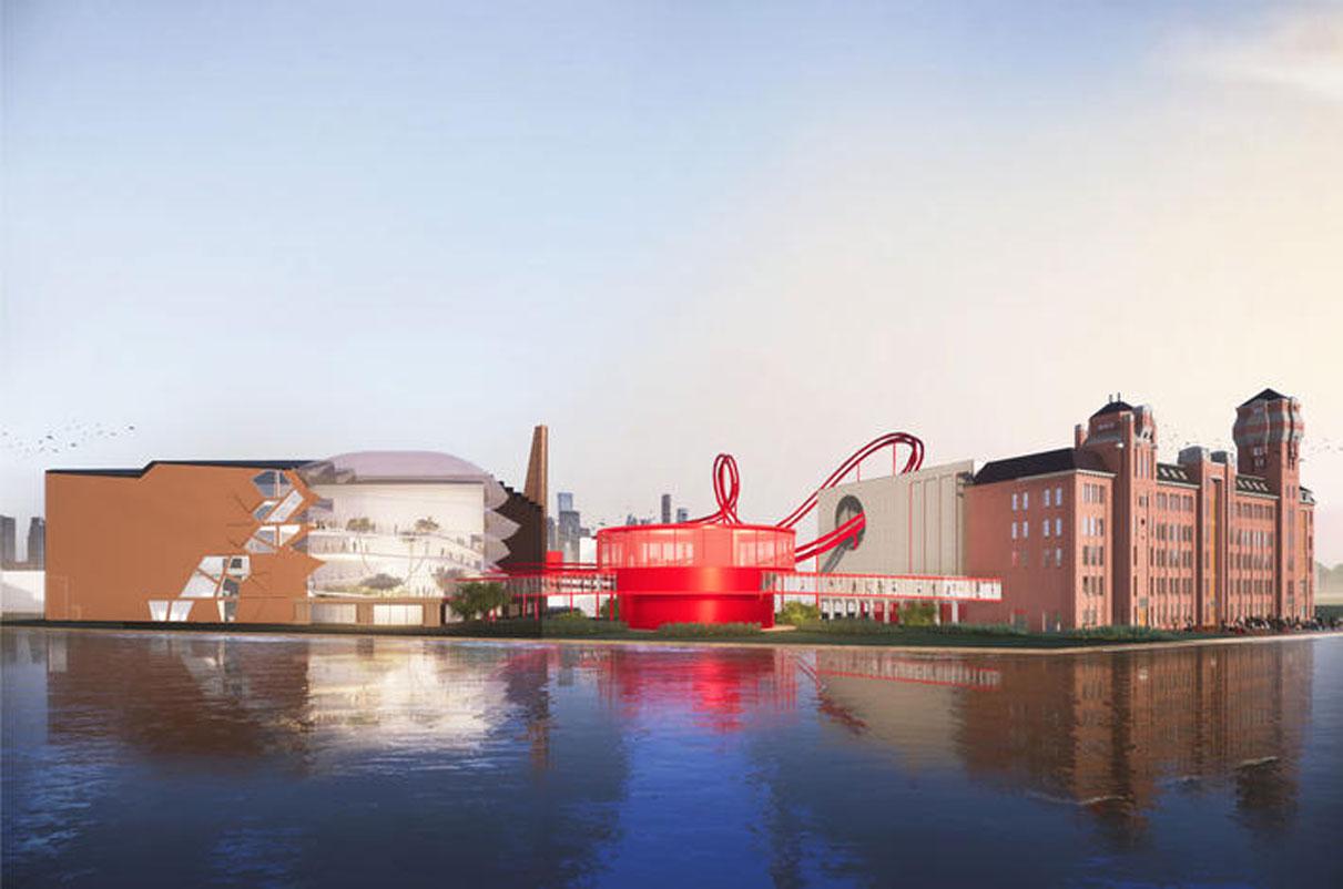 Ο Γουίλι Γουόνκα και το εργοστάσιο σοκολάτας πάνε… Ολλανδία