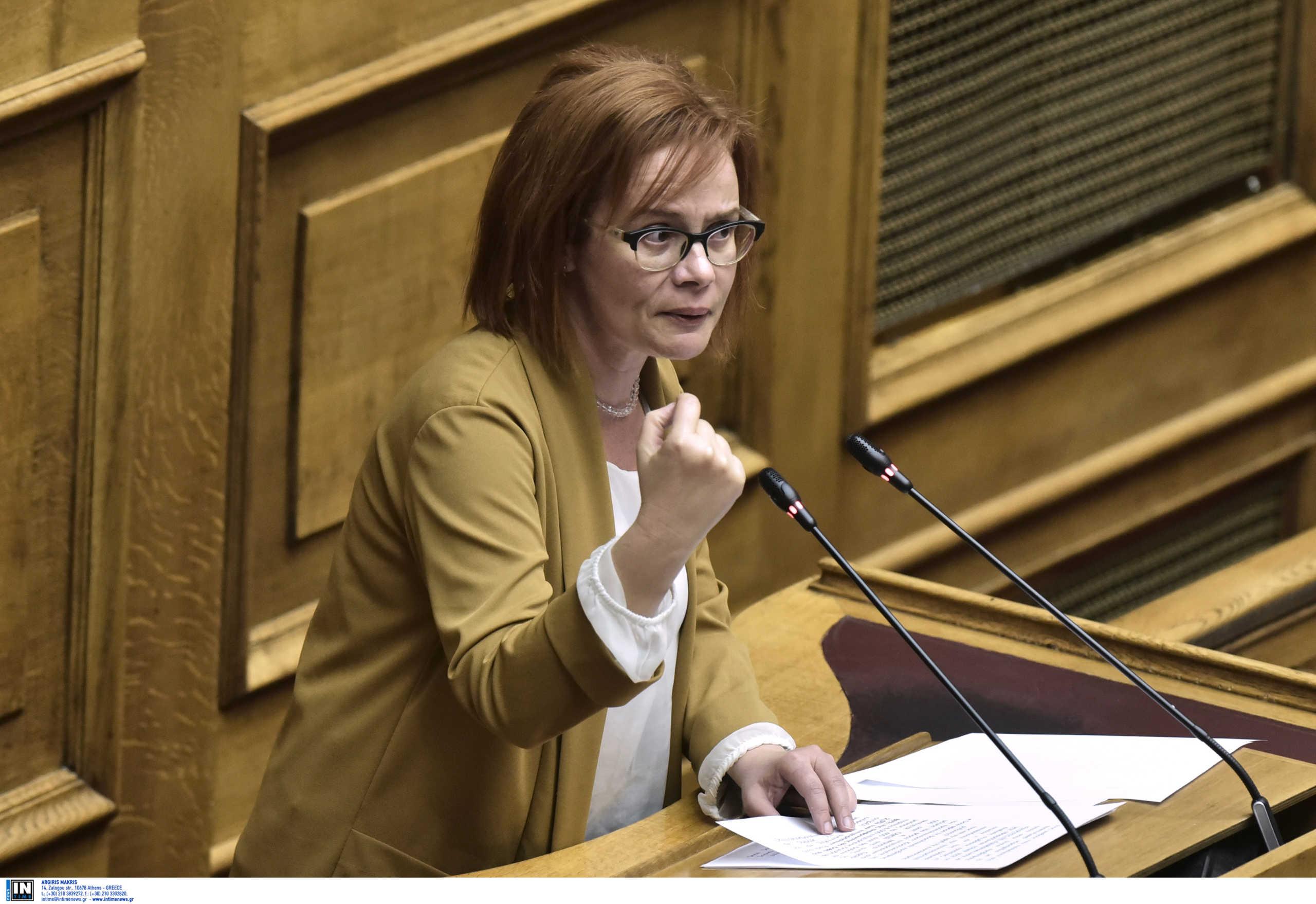 Σκούφα (βουλευτής ΣΥΡΙΖΑ): Μήπως τα αγγλικά στο νηπιαγωγείο είναι αμερικανική απαίτηση; (video)