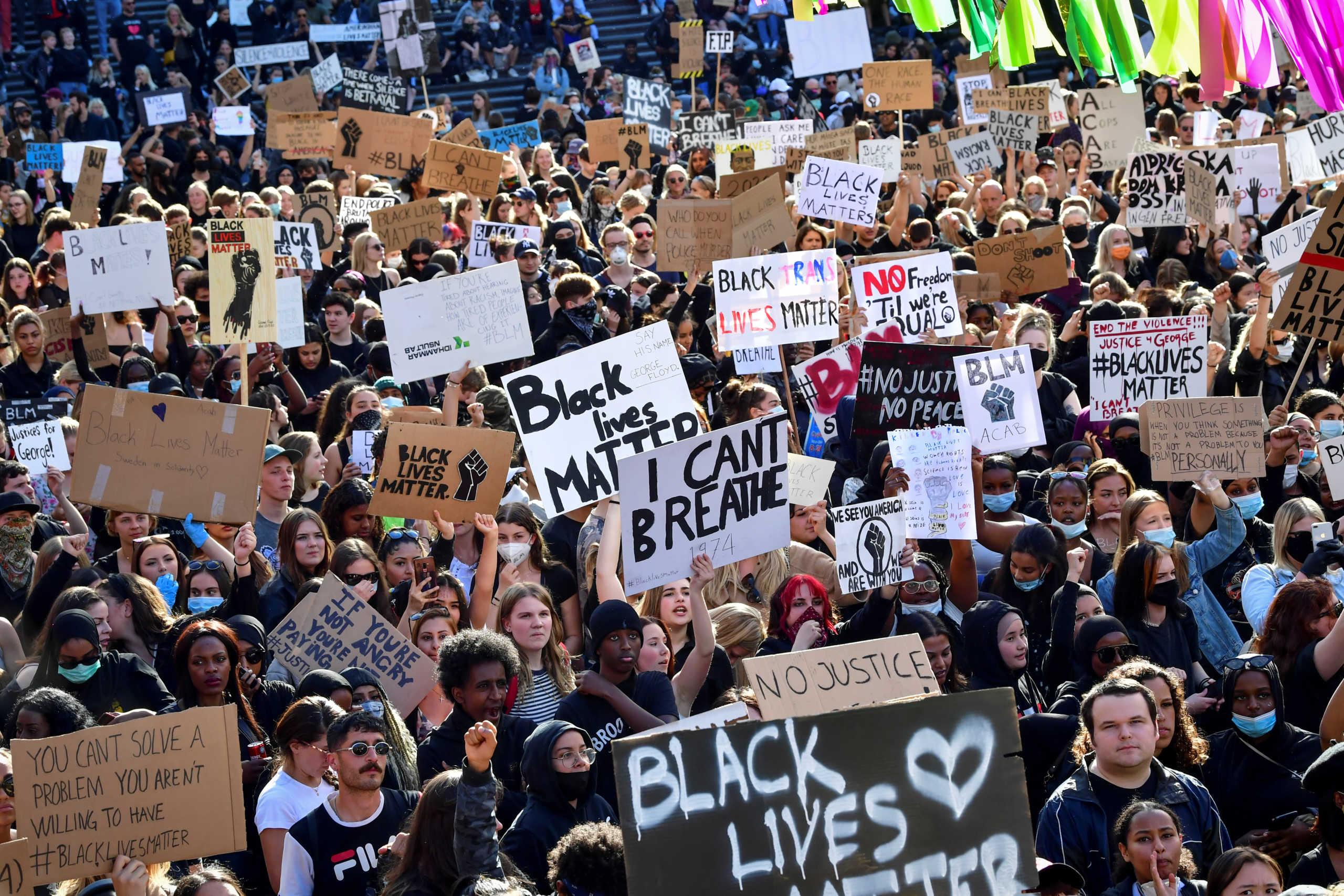 Black Lives Matter: Βουλευτής πρότεινε για Νόμπελ Ειρήνης 2021 το αντιρατσιστικό κίνημα