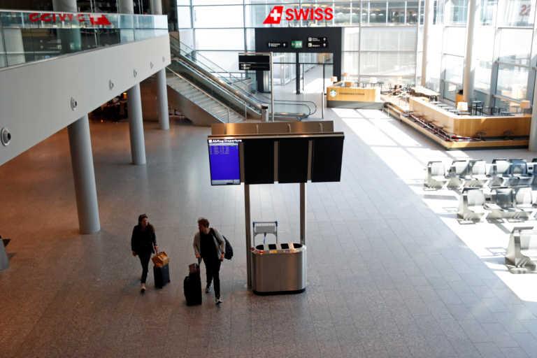 Στις 15 Ιουνίου ανοίγει τα σύνορά της η Ελβετία