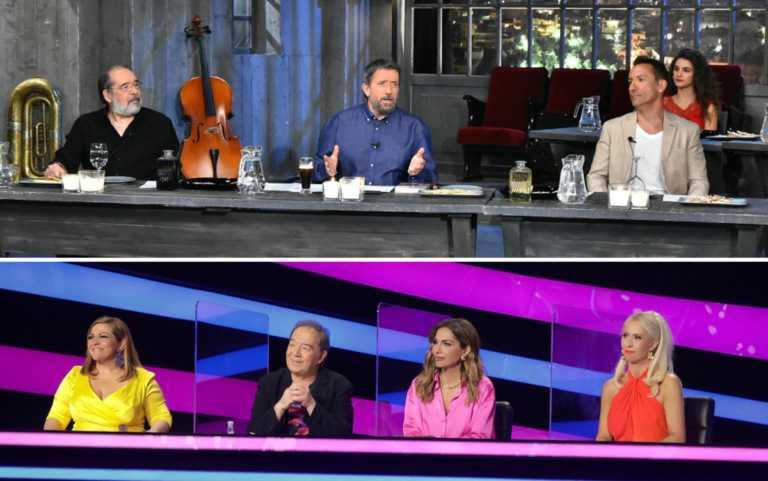Σκληρή μάχη στην τηλεθέαση του Σαββάτου – Ποιος βρέθηκε στην κορυφή;