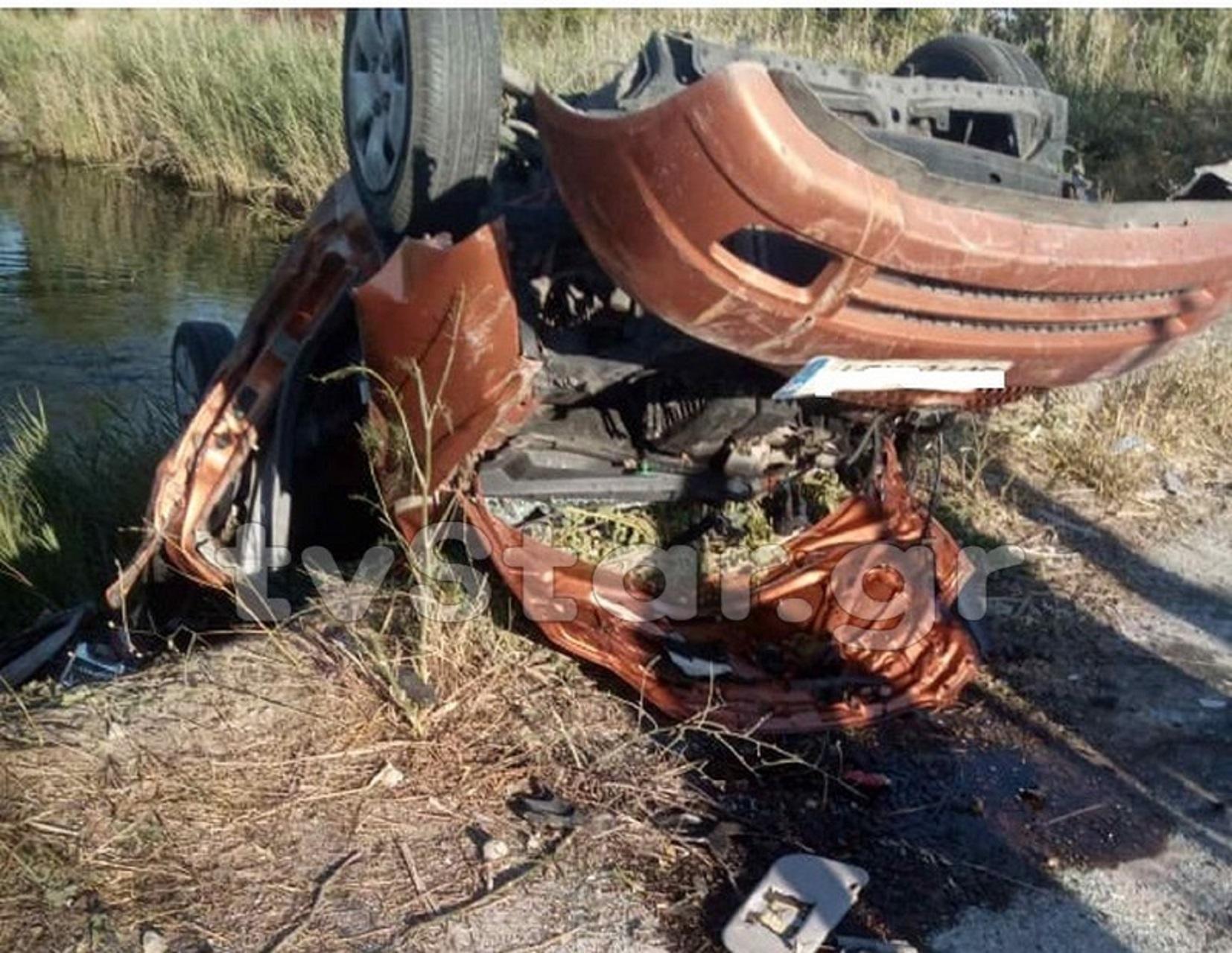 Τραγικό τροχαίο κοντά στα Ψαχνά – Νεκρός ένας 23χρονος