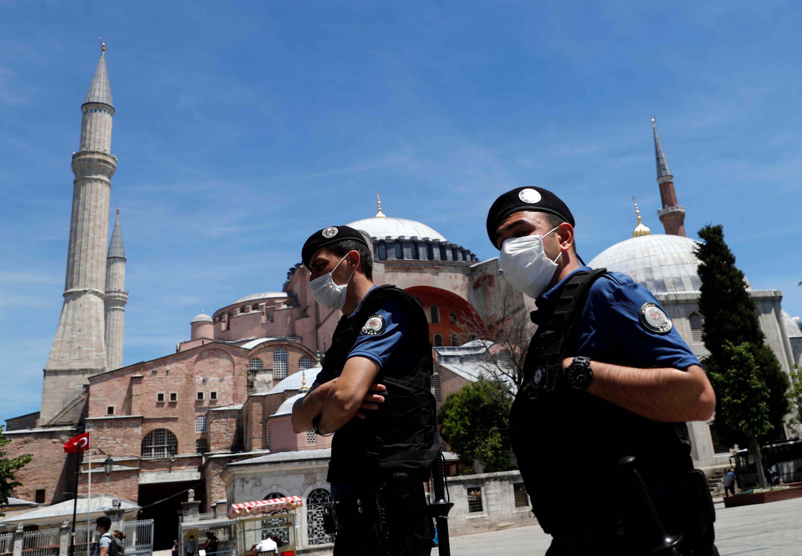 Τουρκία: Χειροπέδες σε υψηλόβαθμο  τζιχαντιστή – Σχεδίαζε τρομοκρατικό χτύπημα