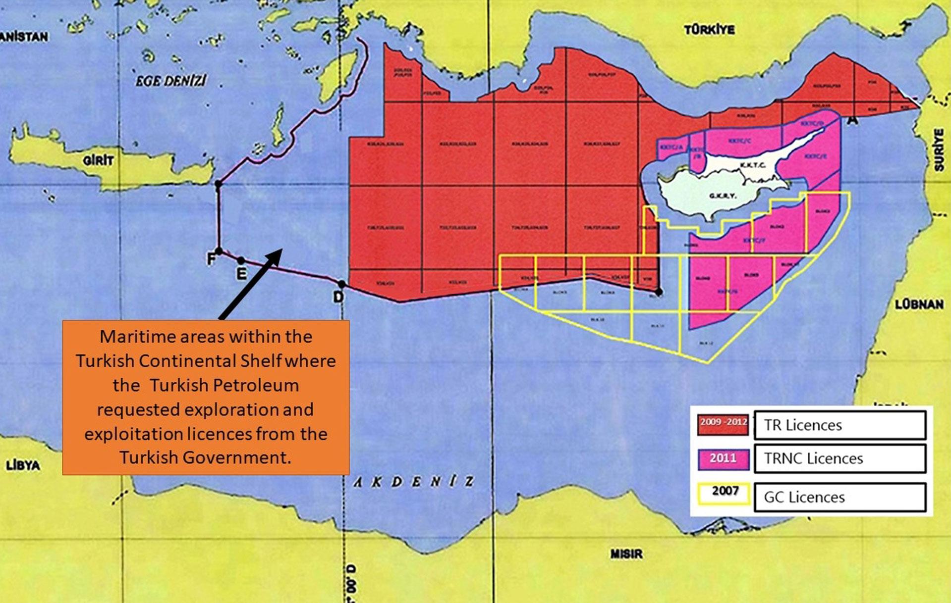 Η Τουρκία αγνοεί τη… λογική και επιμένει για γεωτρήσεις στην ελληνική υφαλοκρηπίδα