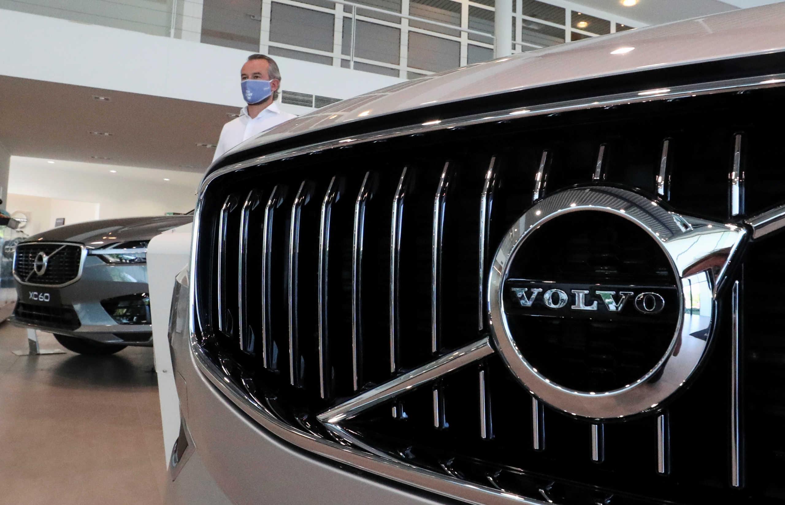 Σουηδία: Η Volvo κόβει 4.100 θέσεις εργασίας σε όλον τον κόσμο