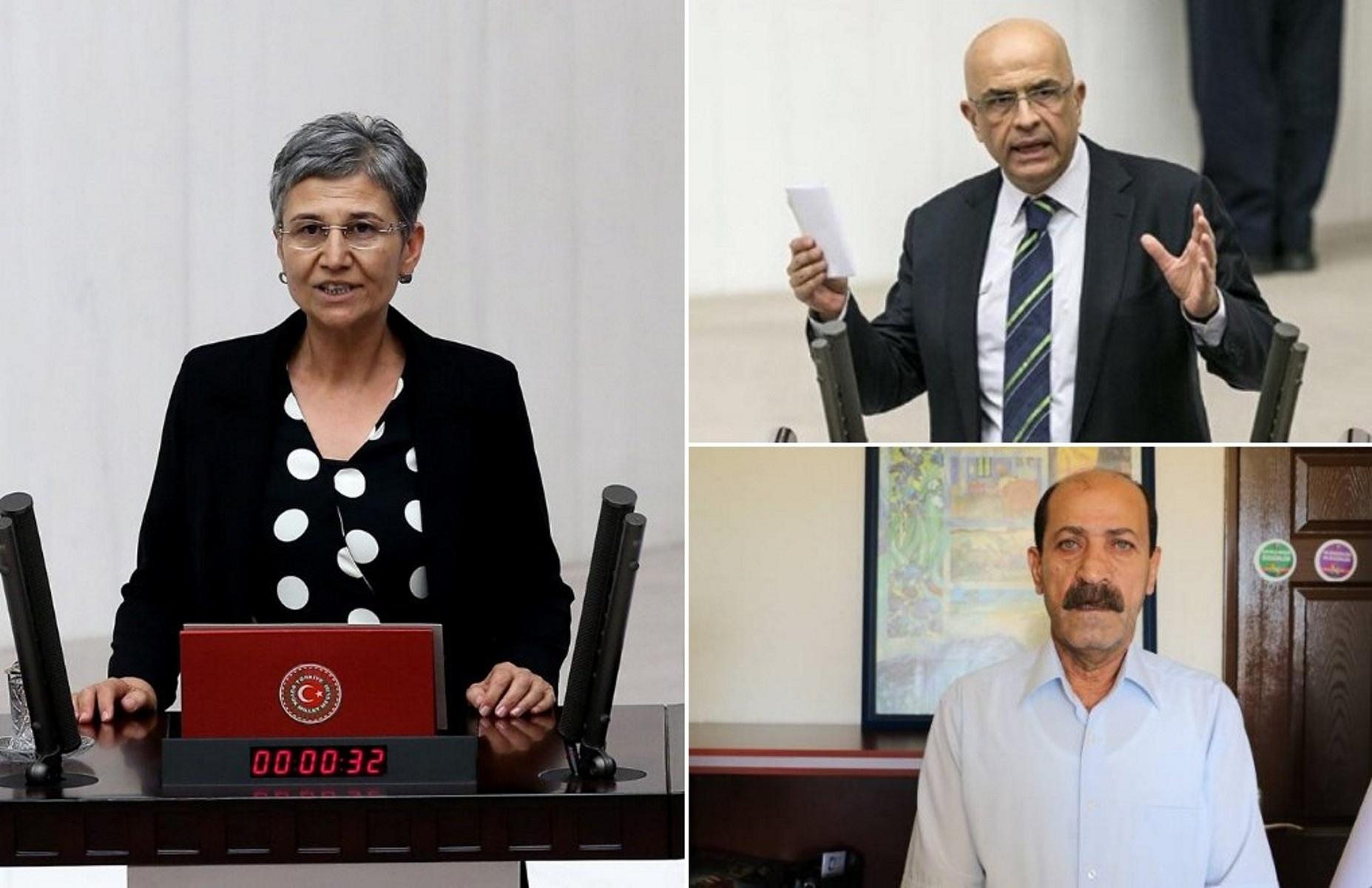 Σάλος στην Τουρκία για την φυλάκιση τριών βουλευτών της αντιπολίτευσης (video)