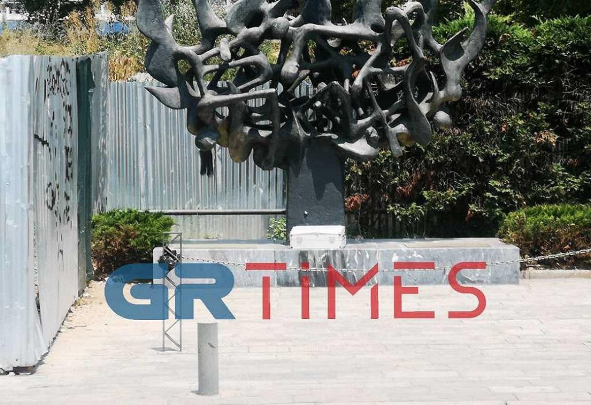 Συναγερμός για ύποπτη βαλίτσα στη Θεσσαλονίκη