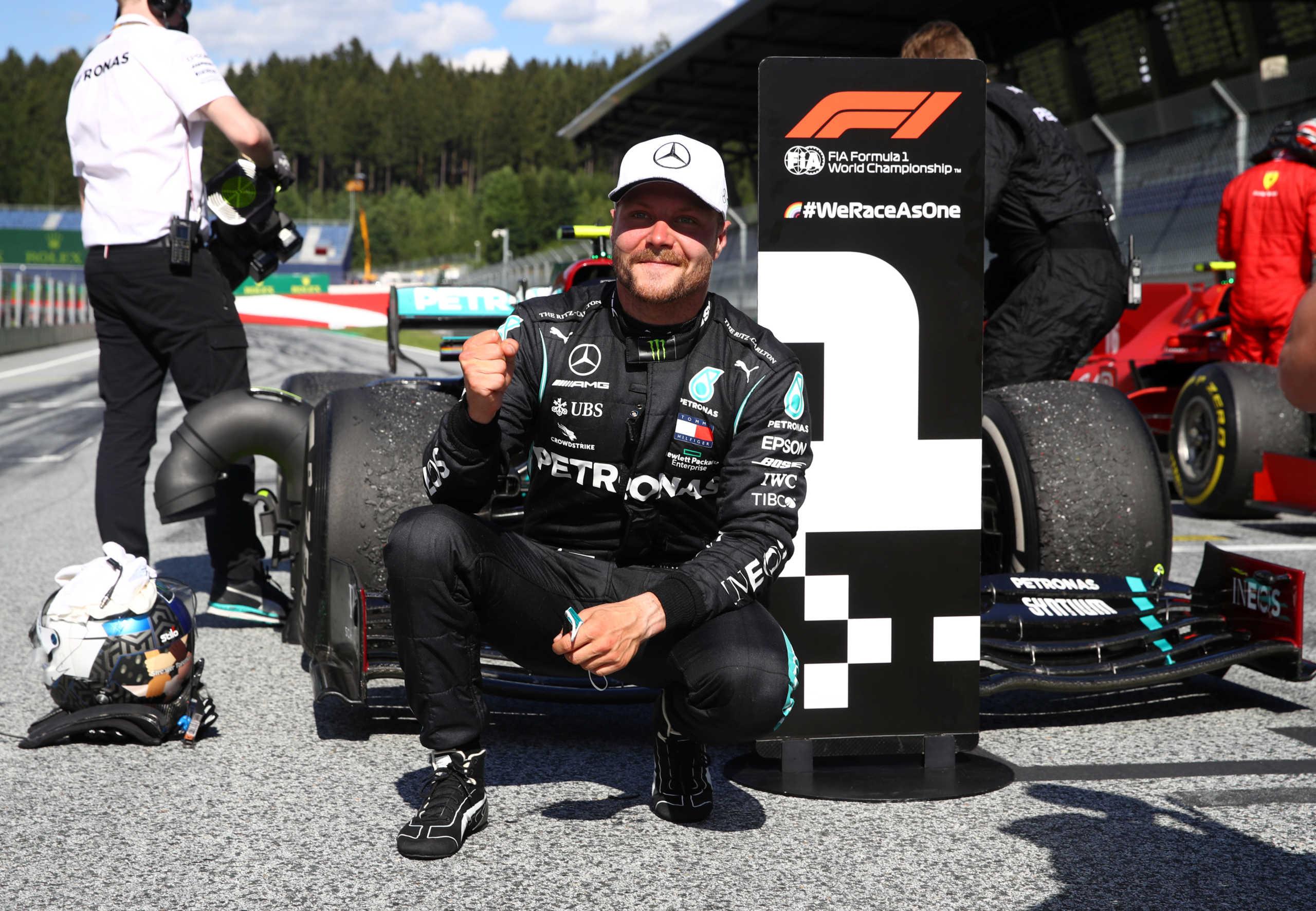 Formula 1: Μπότας και… παράβαση έκοψαν το ρεκόρ από τον Χάμιλτον στη Ρωσία