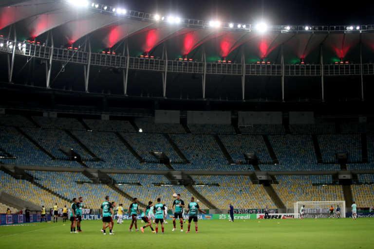 Ο κορονοϊός αναβάλλει αγώνες στην Βραζιλία