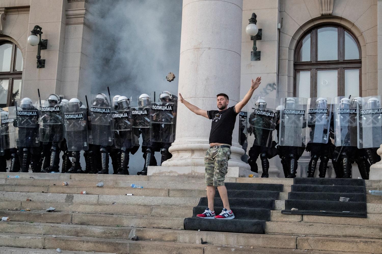 Σερβία: Έκτακτα μέτρα για την ανάσχεση της πανδημίας – Δραματικοί τόνοι από την πρωθυπουργό