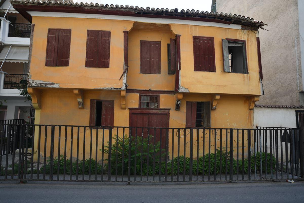 Λάρισα: Αυτό είναι το μοναδικό σπίτι που διασώζεται από την Τουρκοκρατία! Τα σημάδια του χρόνου (Φωτό)
