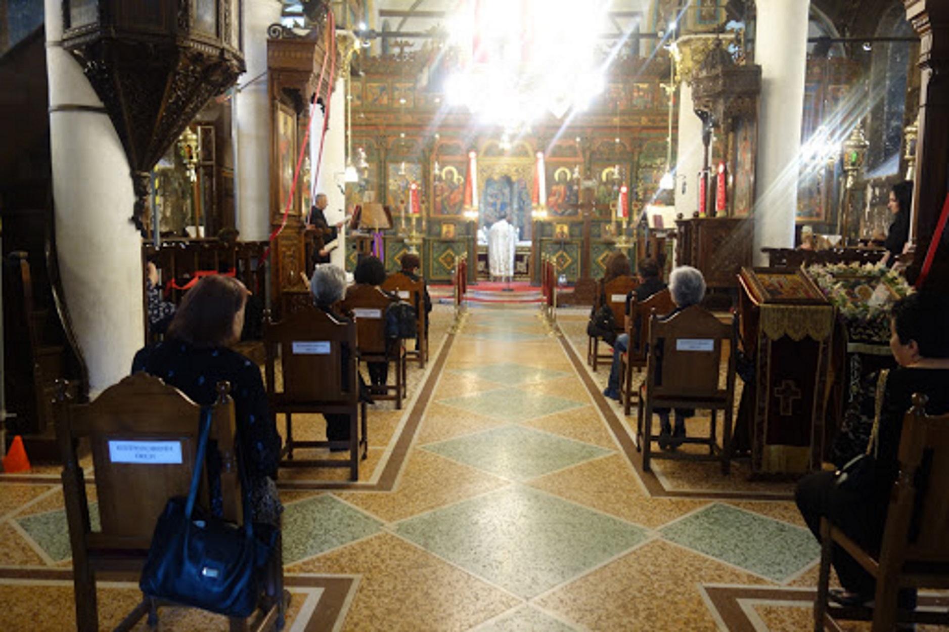 Λάρισα: Έφοδος της αστυνομίας σε εκκλησία – Στο αυτόφωρο ο ιερέας