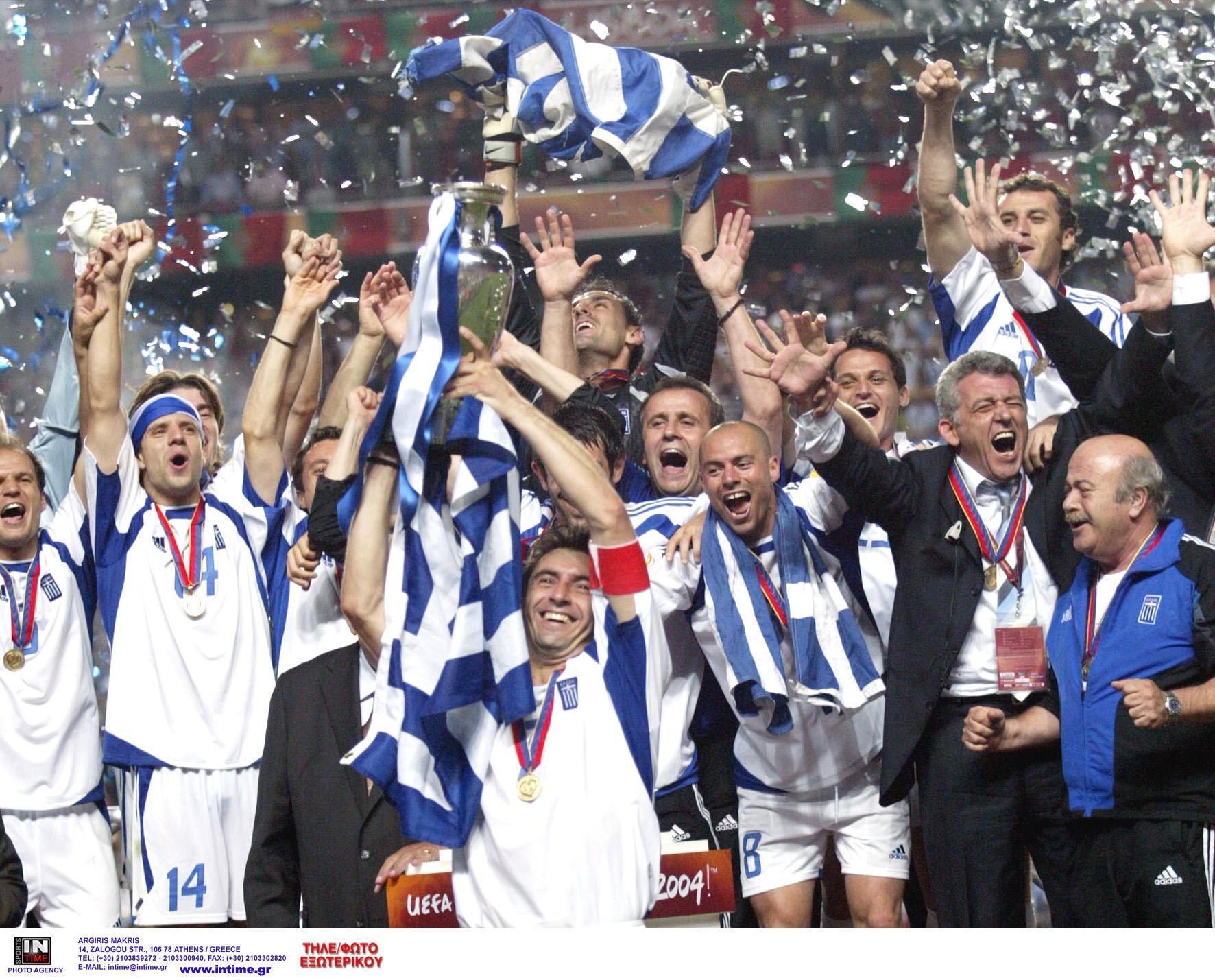 UEFA για Ζαγοράκη και ΕΠΟ: «Ο ήρωας του EURO εκλέχτηκε στην Ελλάδα»