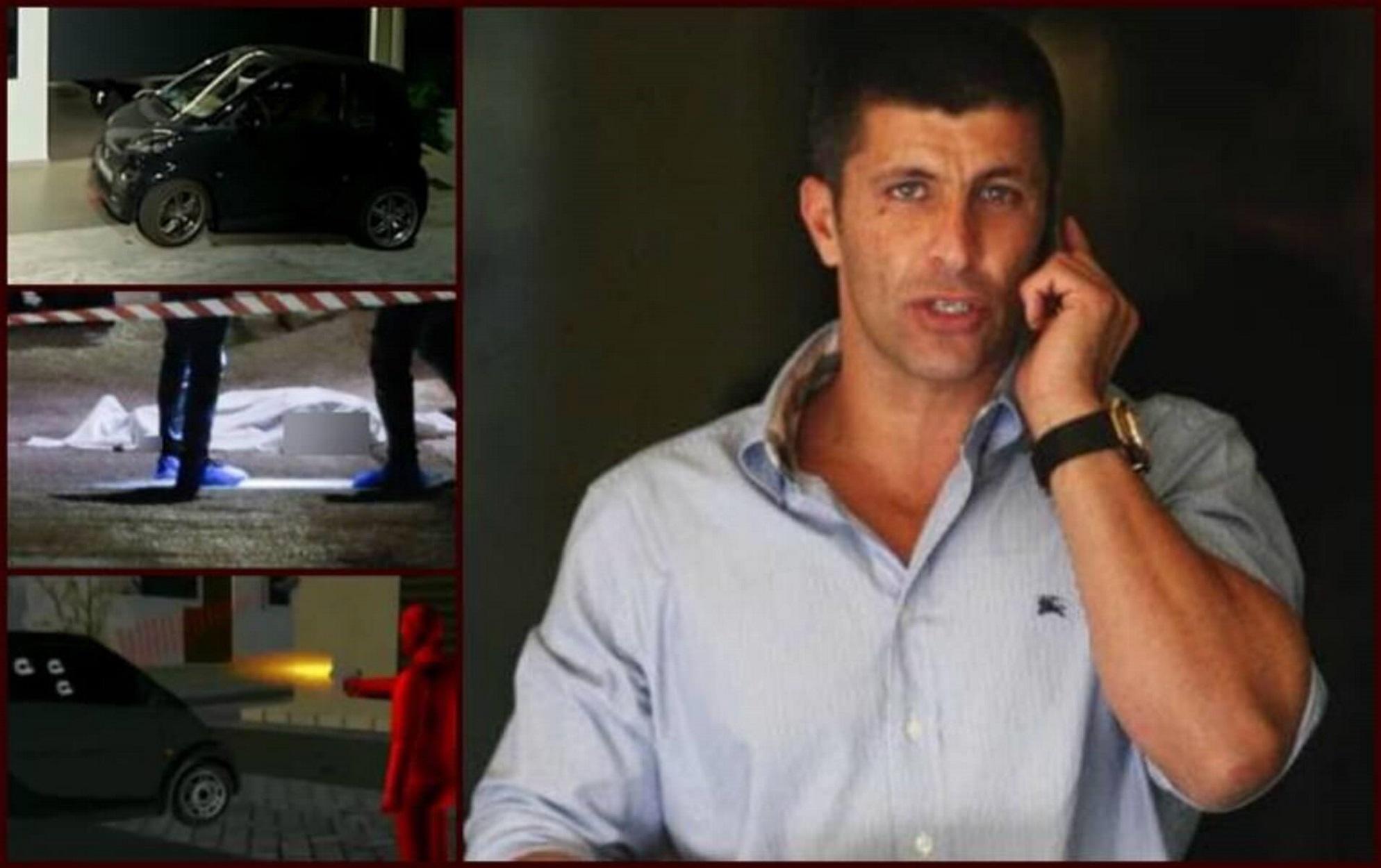 """Δολοφονία Γιάννη Μακρή: """"Επαγγελματίας ο εκτελεστής του"""" – Ράκος η Βικτώρια Καρύδα"""