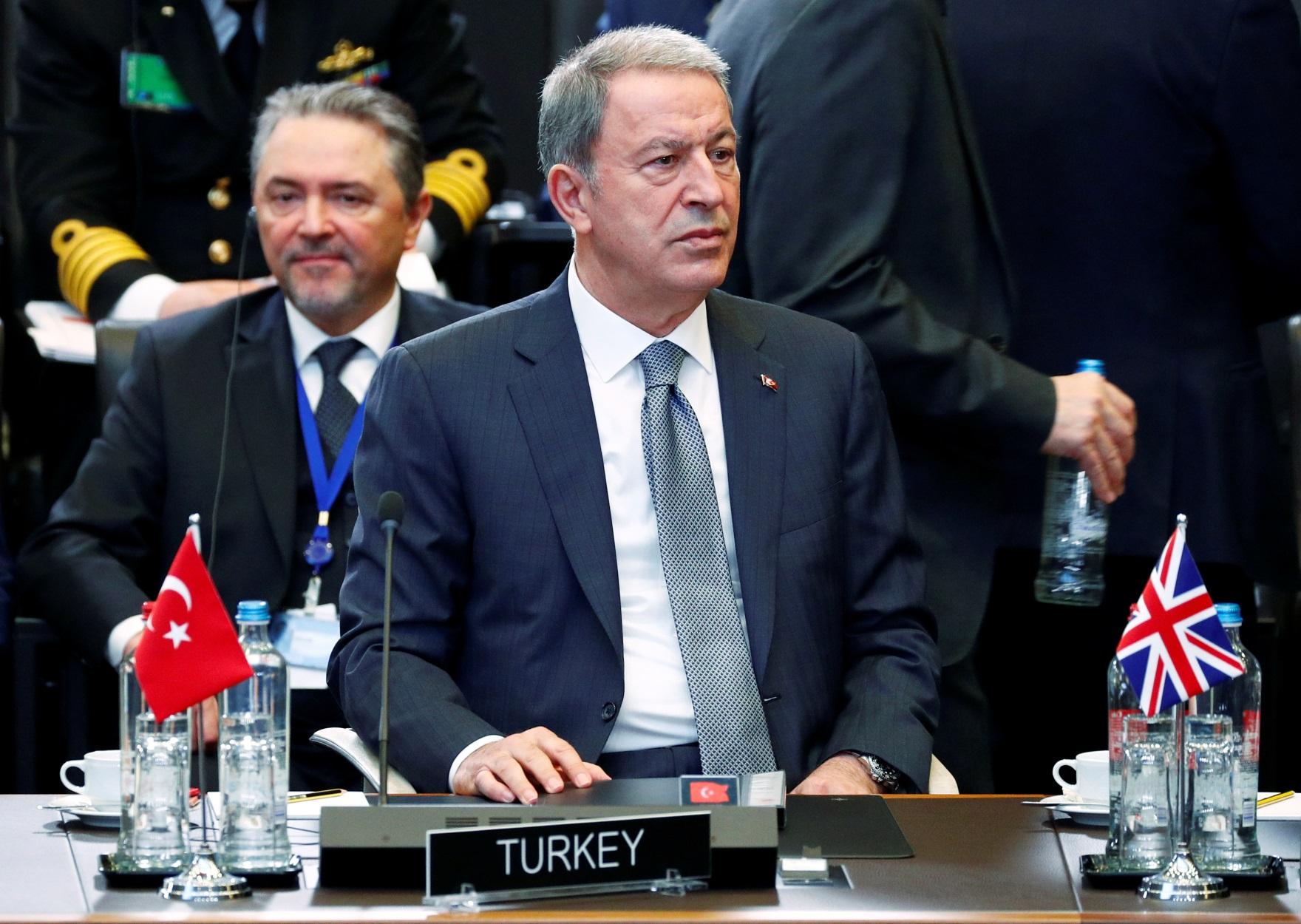 Προκλητικός Ακάρ: Αποφασισμένη η Τουρκία να υπερασπίσει τα δικαιώματα της «Γαλάζιας Πατρίδας»