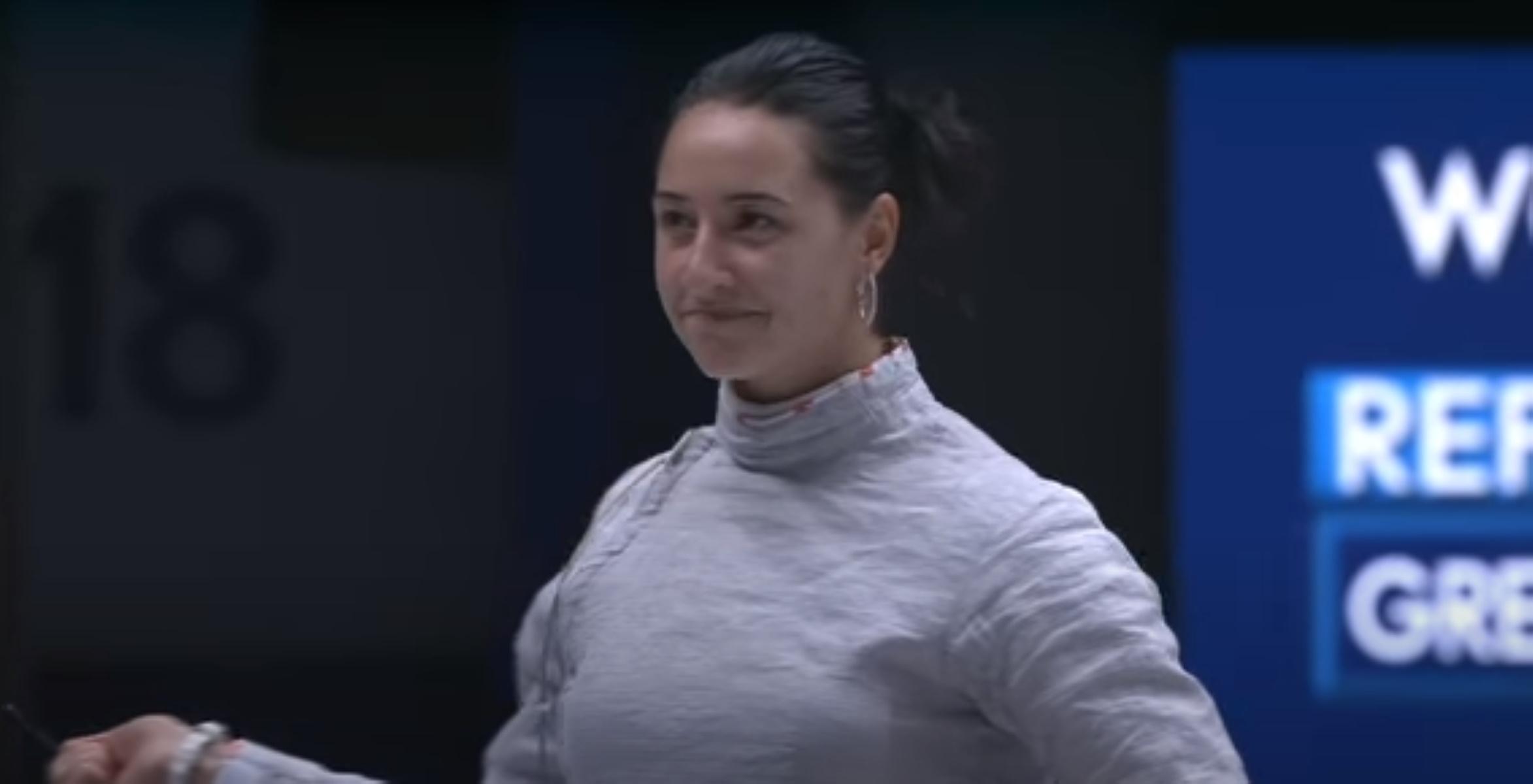 """Θύμα… ληστείας """"χρυσή"""" Ολυμπιονίκης της ξιφασκίας, που εξουδετέρωσε τον """"κλέφτη"""" (video)"""