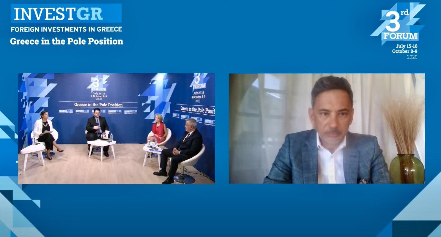 Γ. Καντώρος, CEO Interamerican:  «Η ψηφιακή τεχνολογία μοχλός ανάπτυξης του ασφαλιστικού κλάδου»
