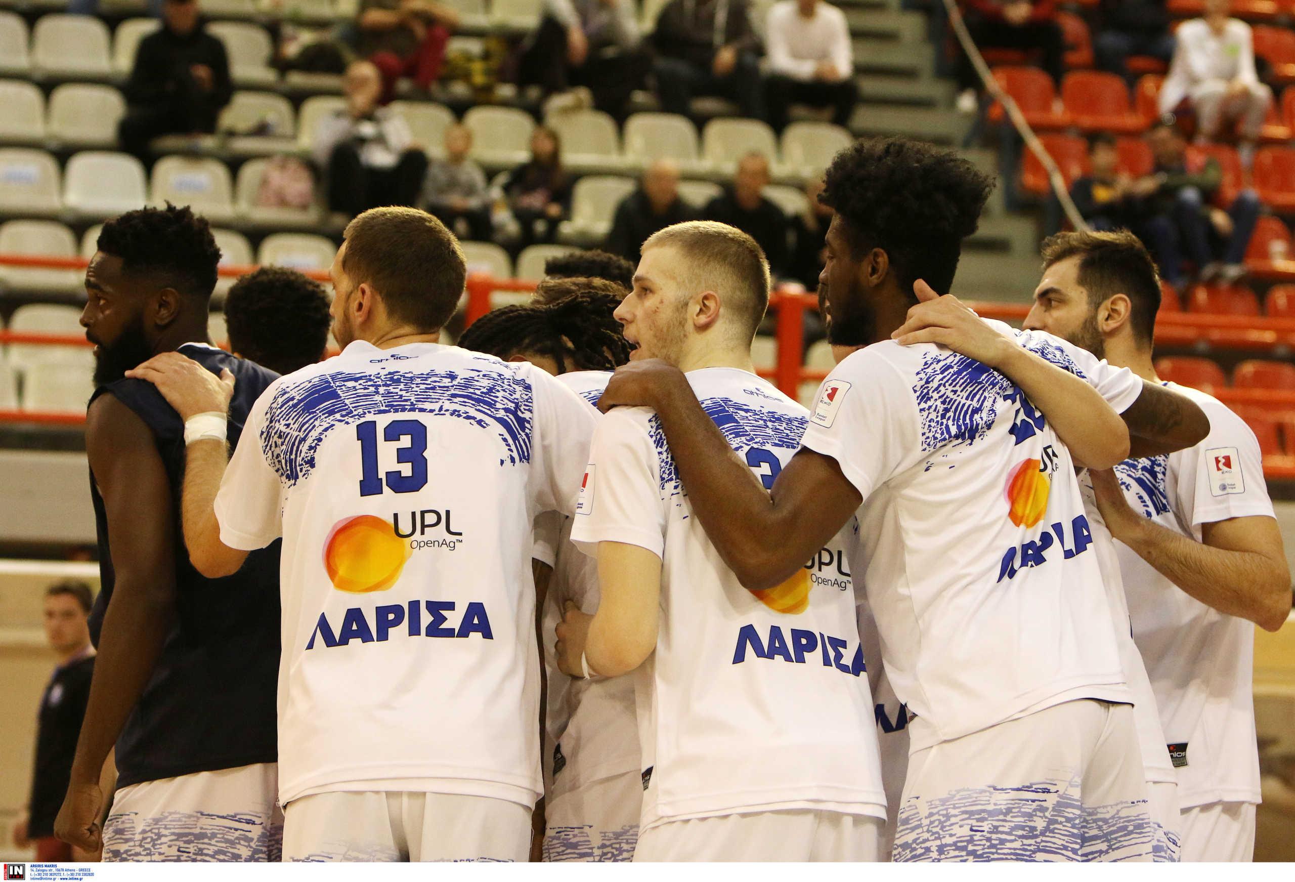 Basket League: Αποβάλλεται η Λάρισα! Με 12 ομάδες το πρωτάθλημα
