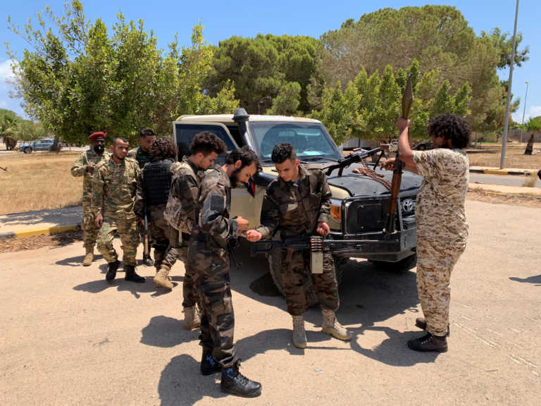 Λιβύη: Εκεί θα χτυπήσει ο στρατός του Ερντογάν! Δείτε τις περιοχές (χάρτης)