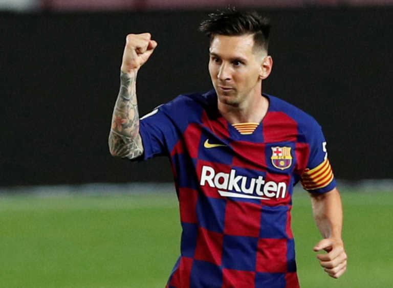 Champions League: Το νέο σπουδαίο επίτευγμα του Μέσι