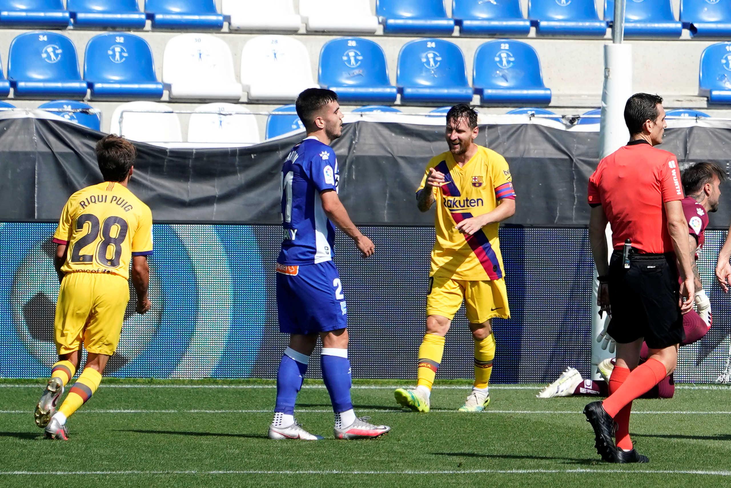 Με νέο ρεκόρ του Μέσι και… τάλιρο η Μπαρτσελόνα ολοκλήρωσε τη σεζόν στη La Liga (video)
