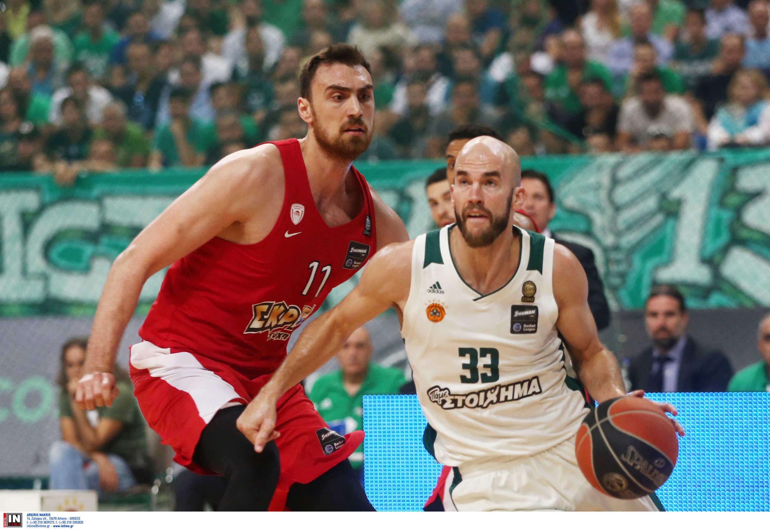 Euroleague: Καλάθης και Μιλουτίνοφ στην καλύτερη 5άδα της… μισής διοργάνωσης (pic)