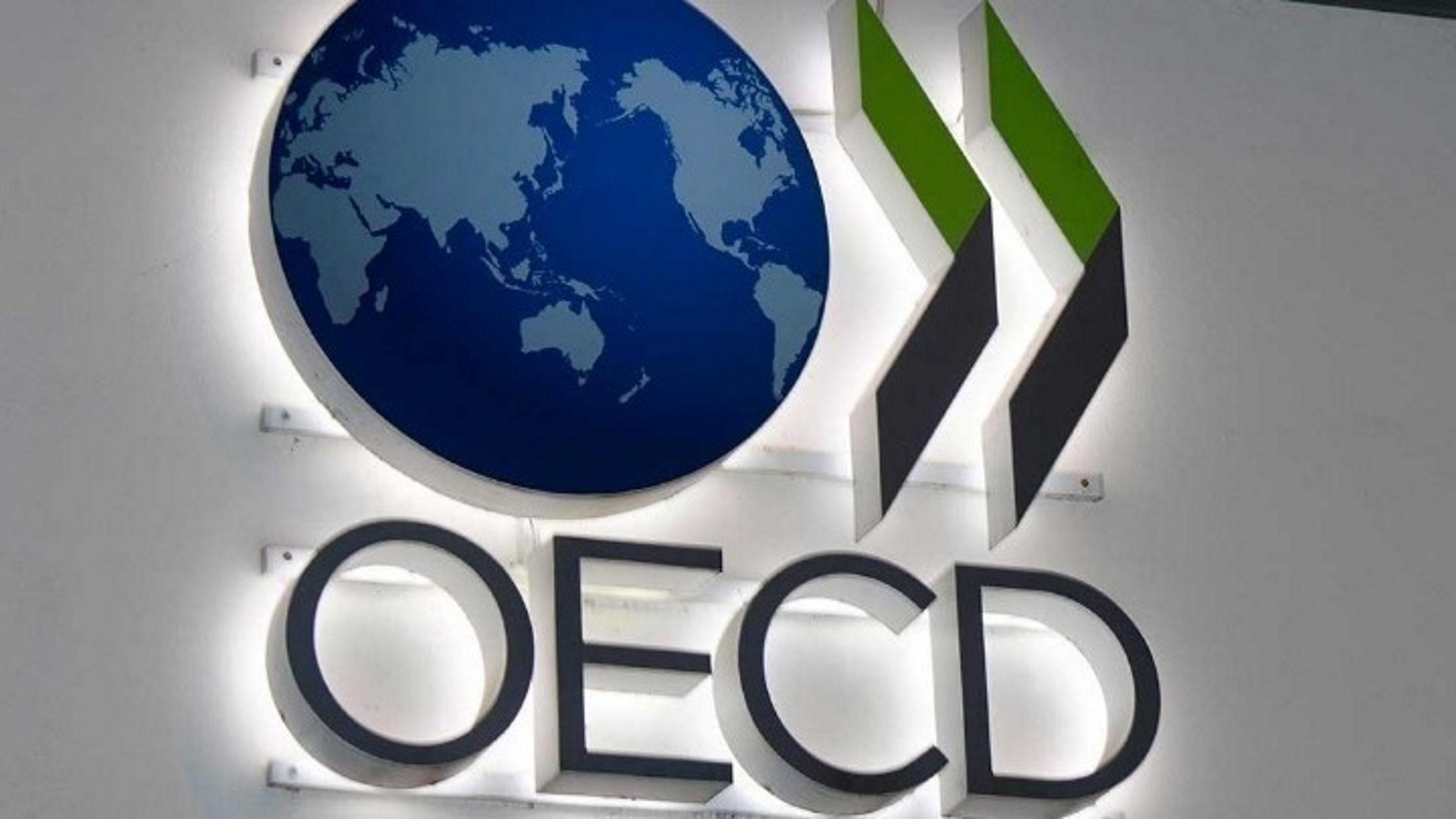 Ο ΟΟΣΑ βλέπει βελτίωση των προοπτικών της παγκόσμιας οικονομίας