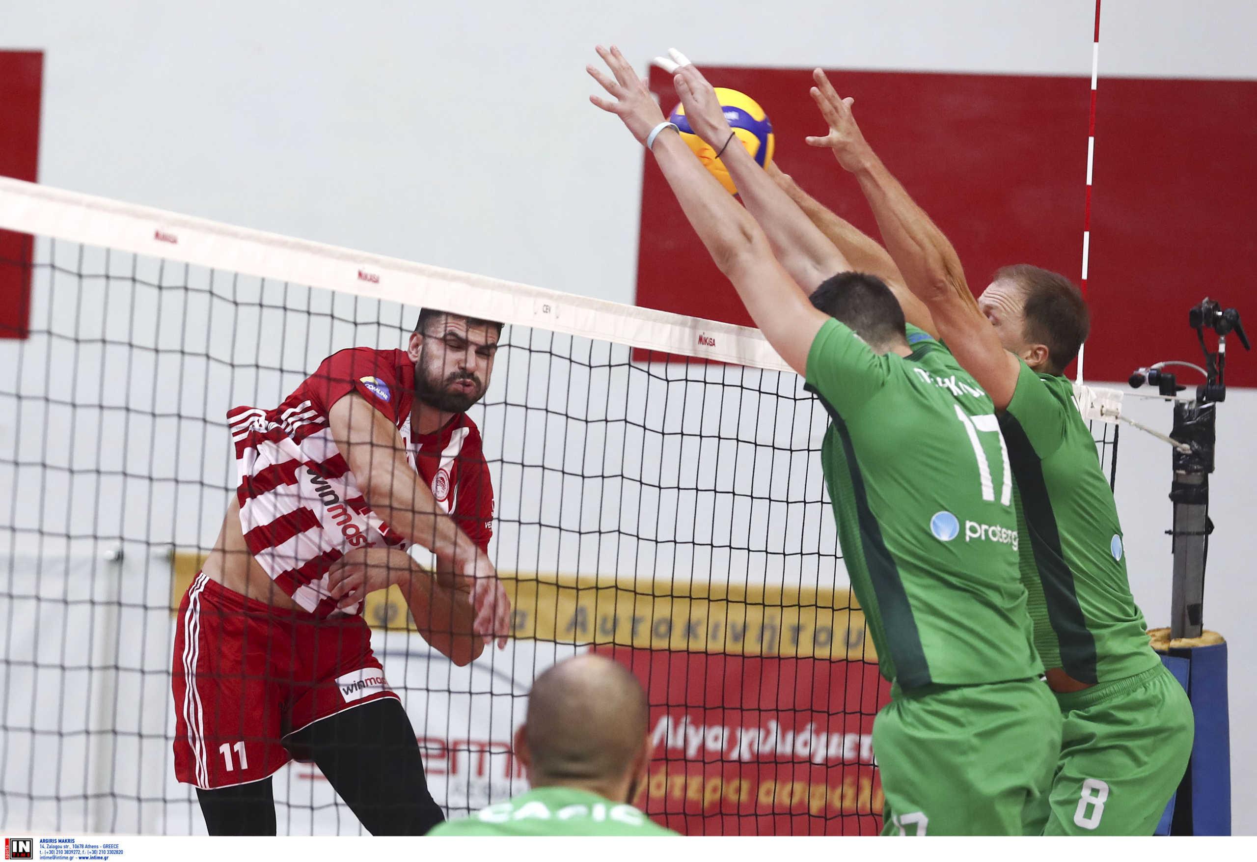 Με εννέα ομάδες έμεινε η Volley League!