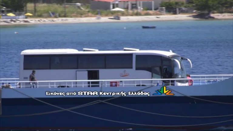 Πευκί Ευβοίας: Έφυγαν όλοι οι Σέρβοι τουρίστες - 7 βρέθηκαν θετικοί στον κορονοϊό (pics, video)