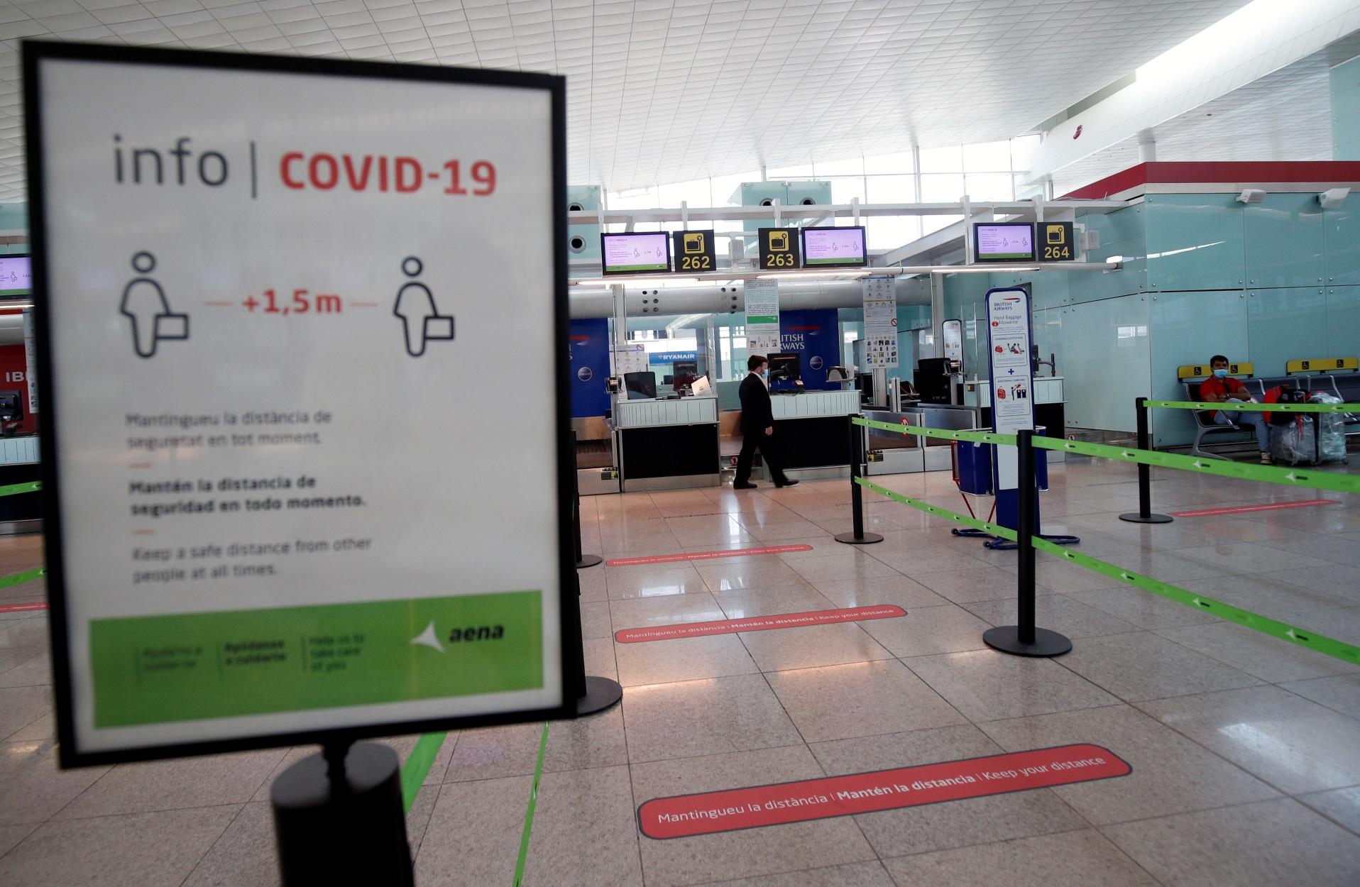 Ισπανία: Παραμένει ψύχραιμη παρά το ταξιδιωτικό μπλόκο της TUI