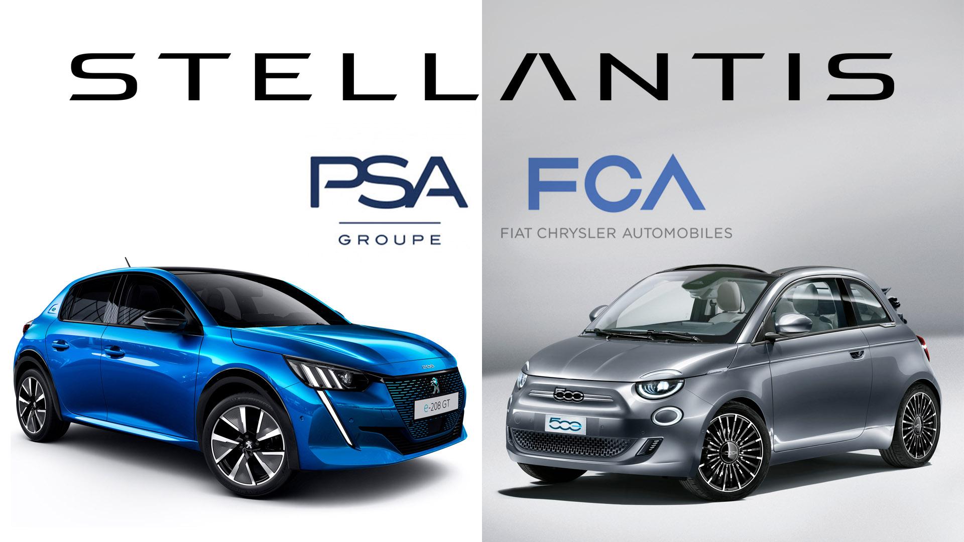 Stellantis: Γάμος μεταξύ των ομίλων PSA και Fiat-Chrysler