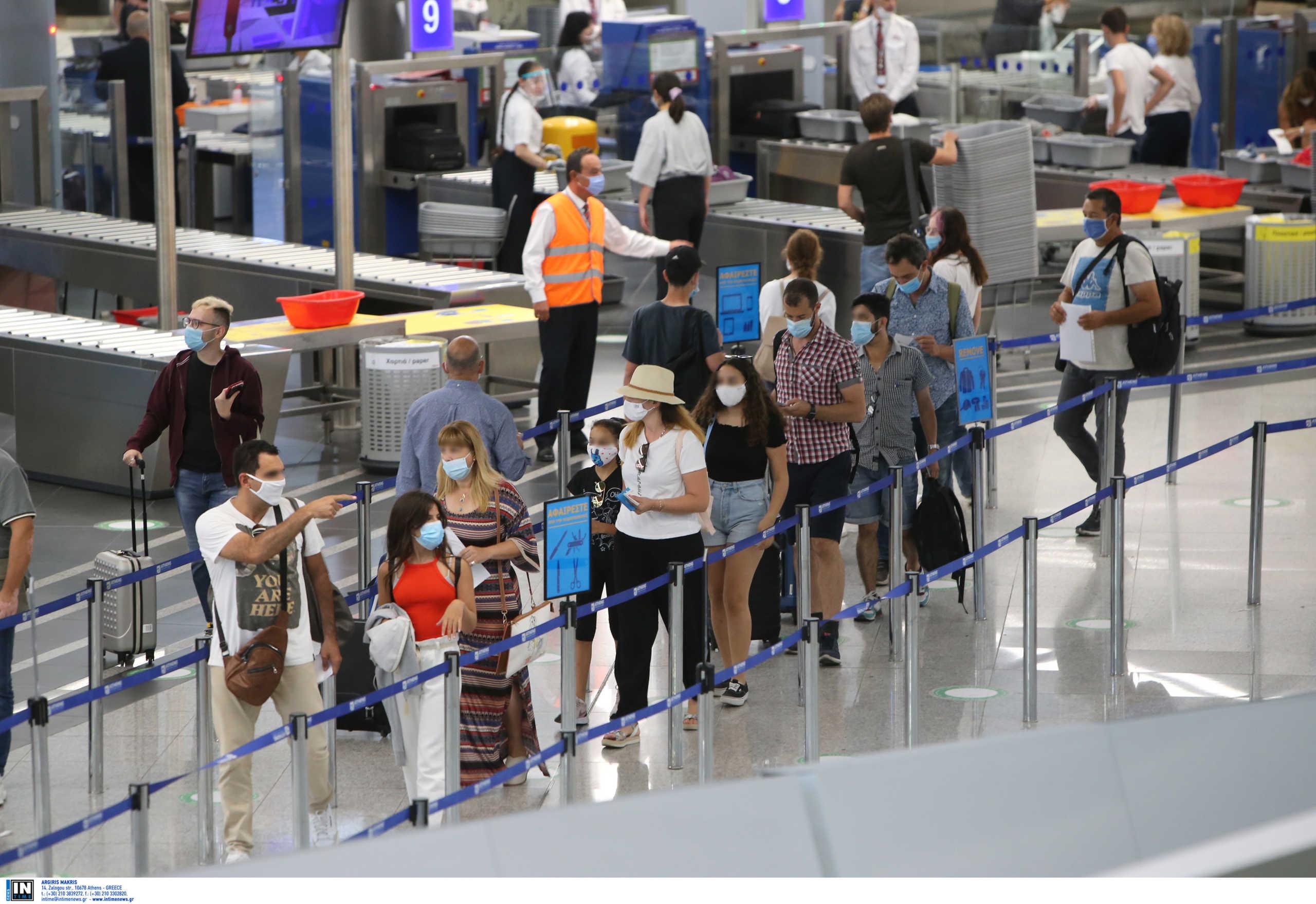 NOTAM: Τροποποίηση απαγόρευσης εισόδου στη χώρα μη Ευρωπαίων Πολιτών – Ποιοι εξαιρούνται