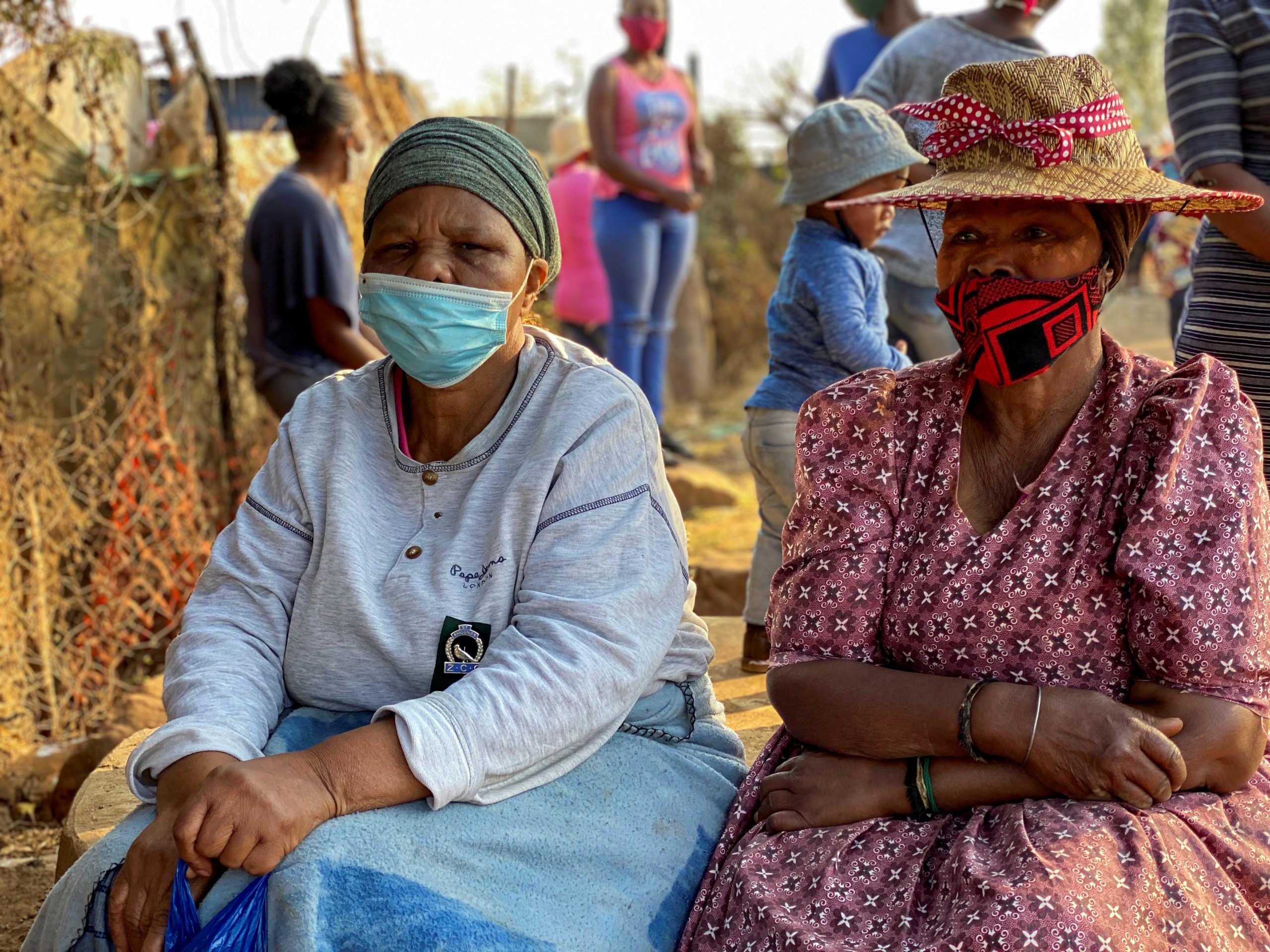 Κορονοϊός: Αύξηση κατά 40% των θανάτων στην Αφρική τον τελευταίο μήνα