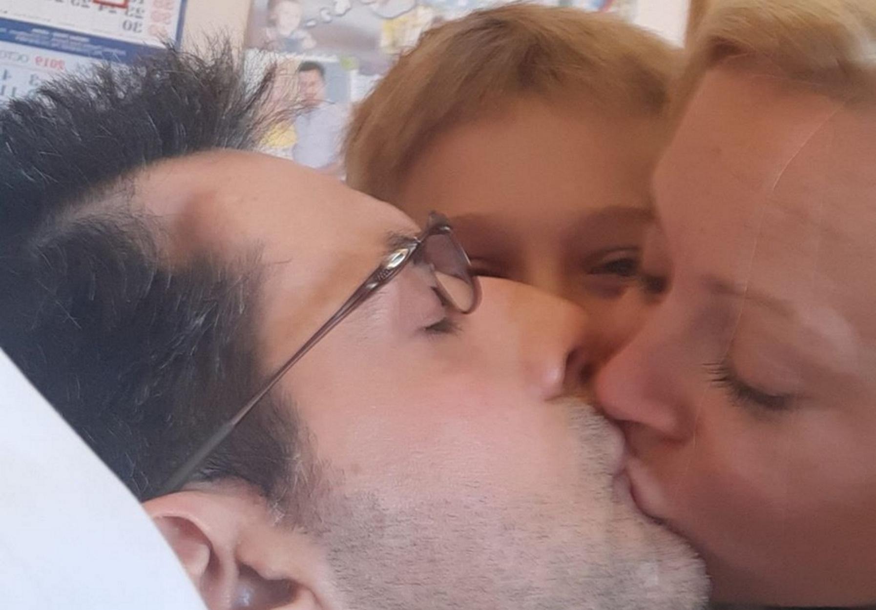 Καλά τα νέα για τον Κωνσταντίνο Αγγελίδη – Η συγκινητική φωτογραφία με τη σύζυγό του