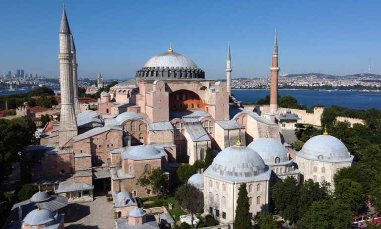 Ιδρύεται νέο μουσείο κοντά στην Αγιά Σοφιά - Θα εκτίθενται εικόνες και χριστιανικά αντικείμενα
