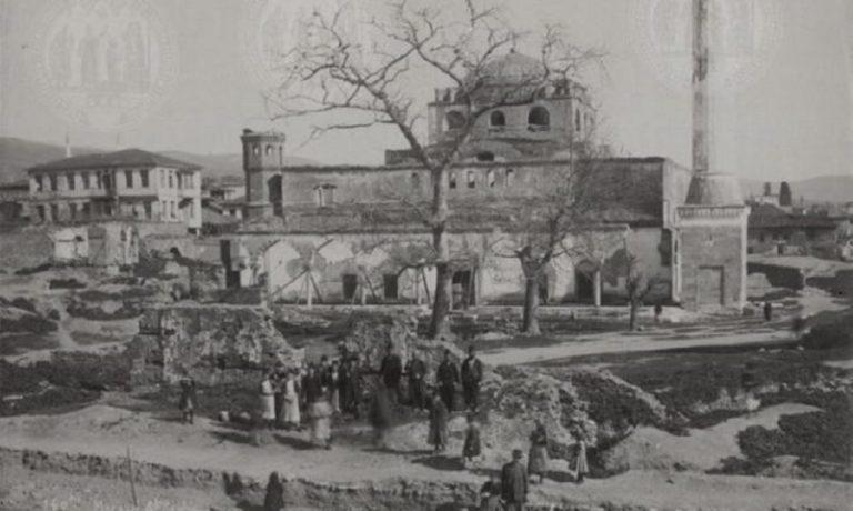 Σπάνιες φωτογραφίες της Αγιάς Σοφιάς της Θεσσαλονίκης πριν παραδοθεί στις φλόγες!