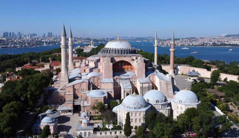Αγιά Σοφιά: «Θλίψη και μεγάλη ανησυχία» από το Παγκόσμιο Συμβούλιο Εκκλησιών για τη μετατροπή σε τζαμί