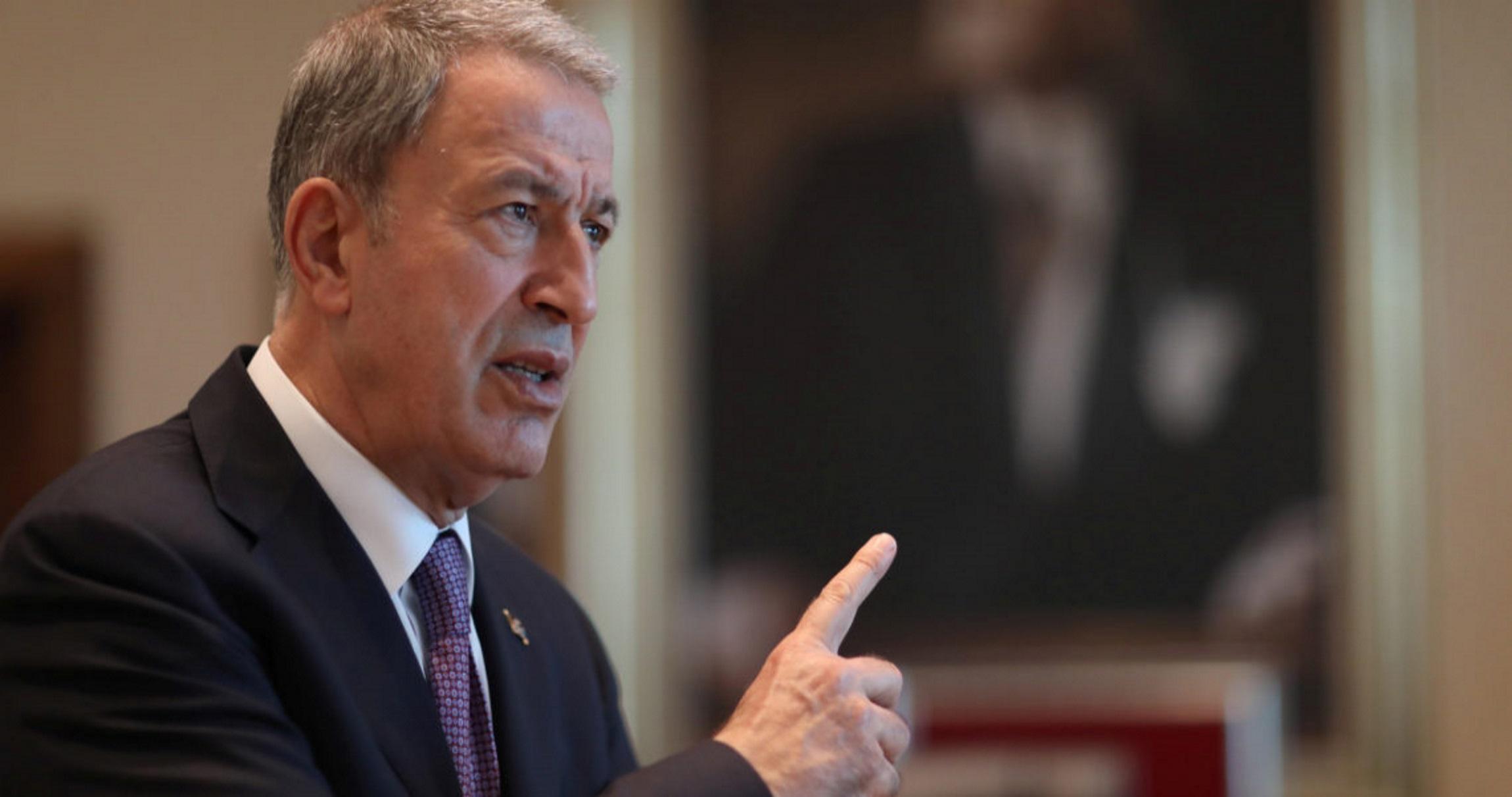 Ακάρ: Η Ελλάδα κάνει λάθος!