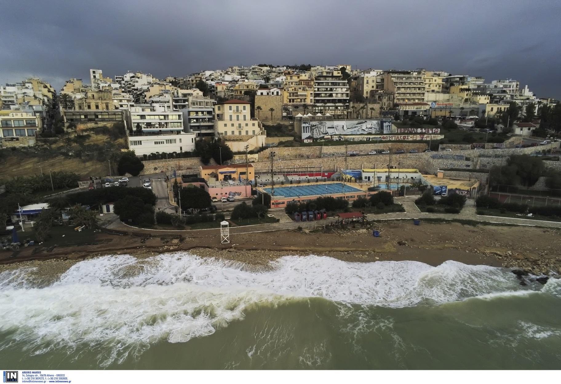 Καιρός σήμερα: Υψηλές θερμοκρασίες και πολλά μποφόρ στο Αιγαίο