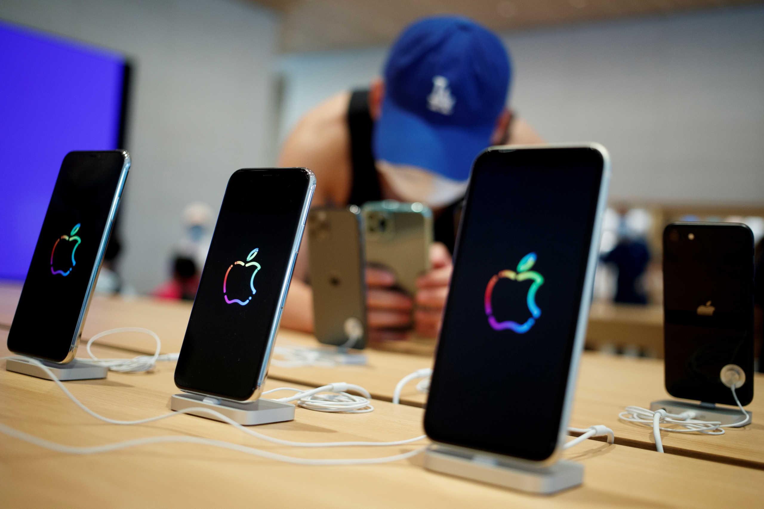 Η καραντίνα «εκτόξευσε» την Apple!