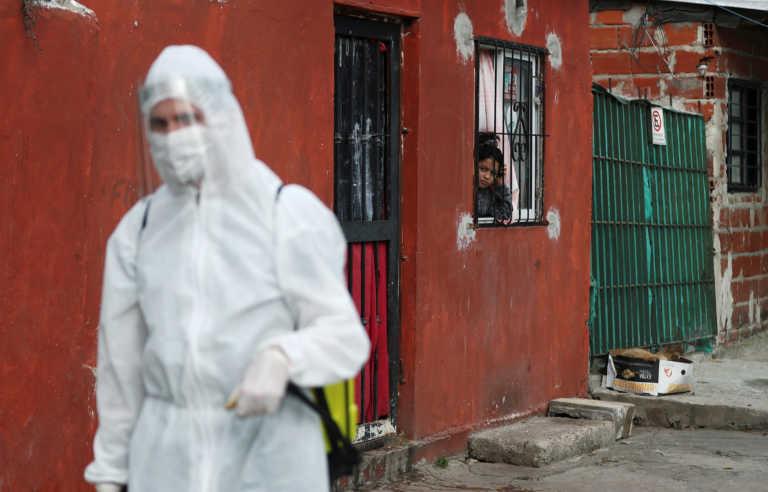 Πάνω από 7.000 κρούσματα κορονοϊού και 311 νεκροί σε μία μέρα στην Αργεντινή