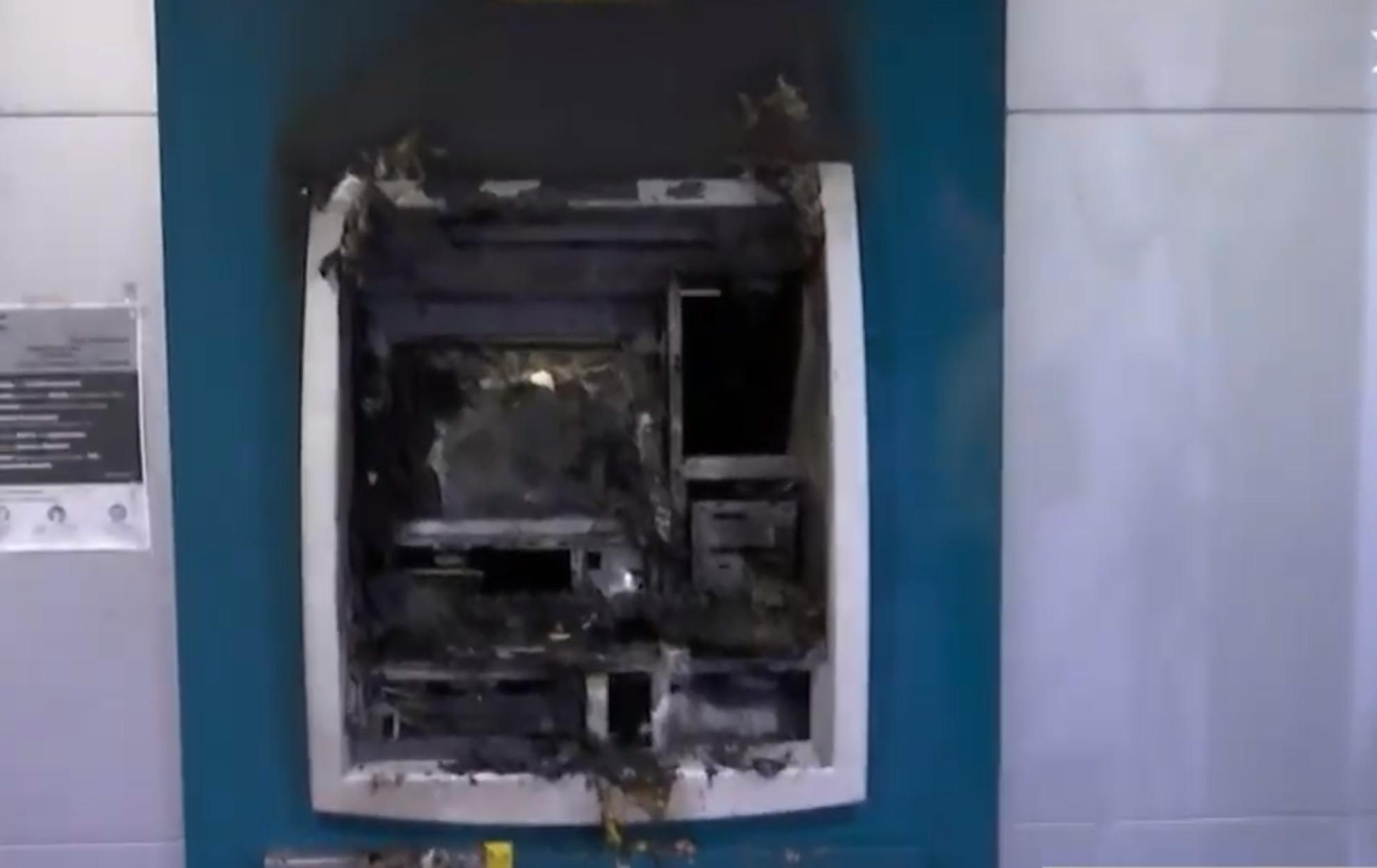 Μαρούσι: Έκρηξη σε ATM στο Κέντρο Τέχνης και Πολιτισμού