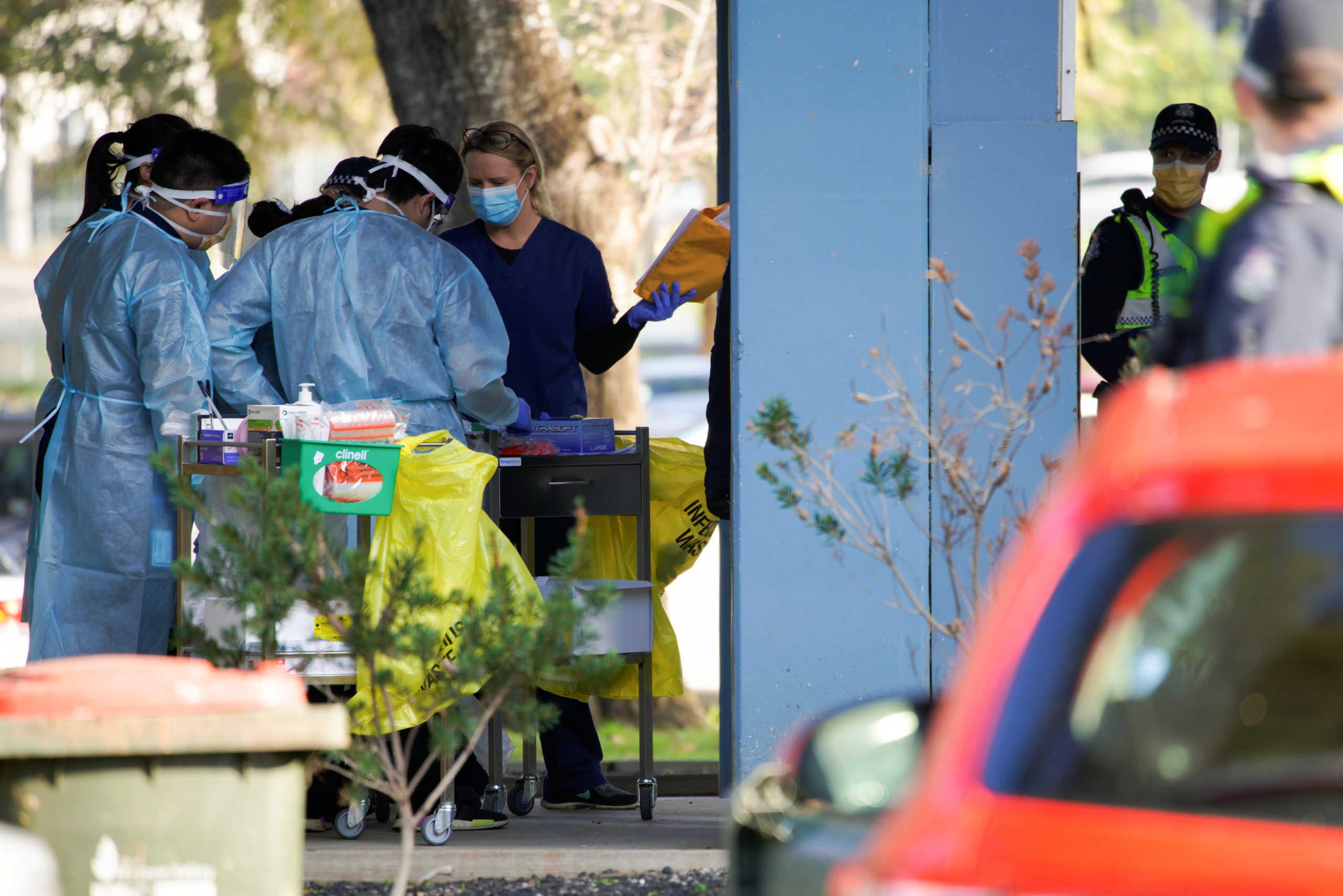 Μια 100χρονη ανάμεσα στους 3 νέους νεκρούς στη Μελβούρνη