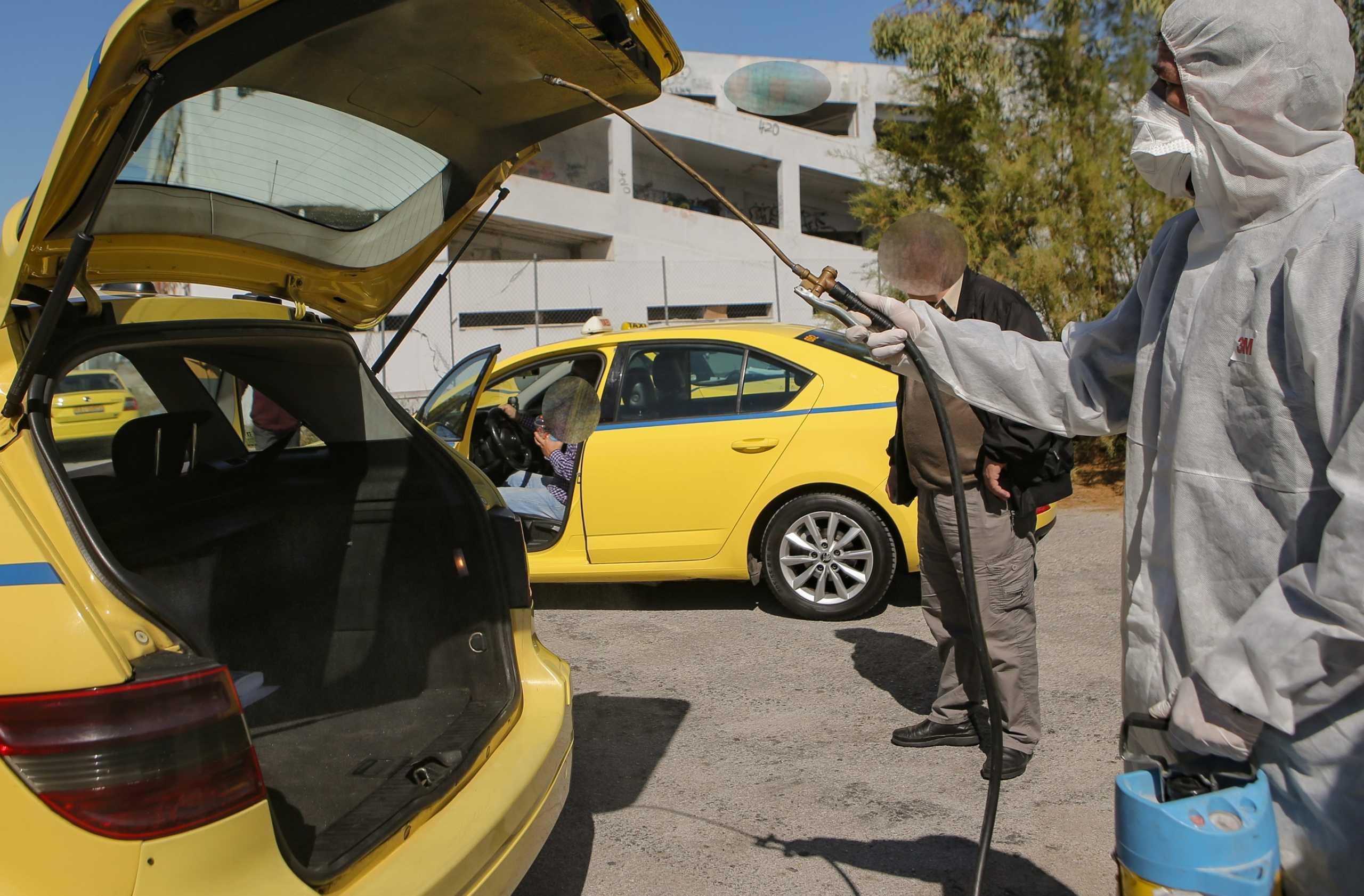 Εξοργιστικό! Έκρυψαν από την οδηγό ταξί που μετέφερε τους Σέρβους στο νοσοκομείο ότι ήταν ύποπτα κρούσματα κορονοϊού!