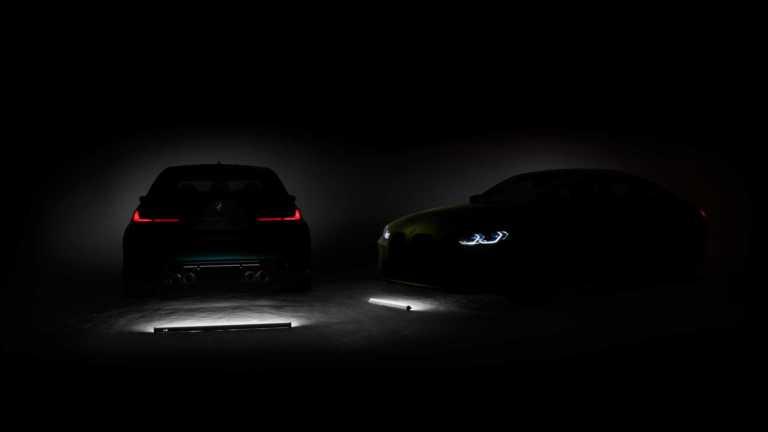 Αυτά είναι τα τεχνικά χαρακτηριστικά των νέων BMW M3 και M4