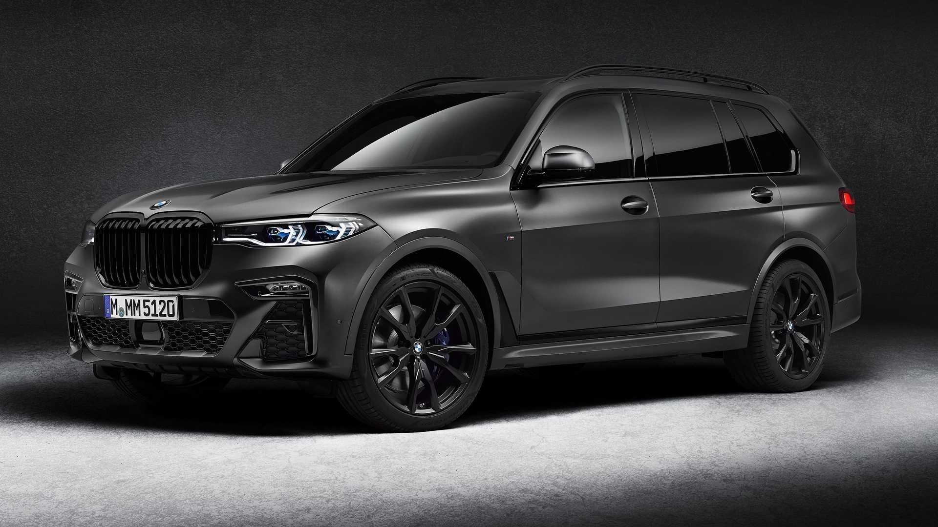 Νέα «σκοτεινή» και πολυτελής έκδοση για την BMW X7 [pics]